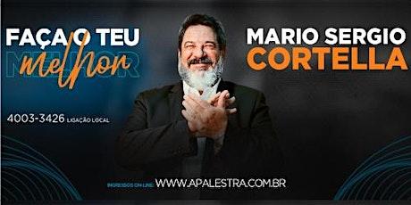 Mario Sergio Cortella em Recife ingressos