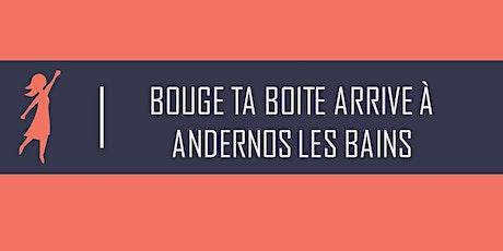 Réunion business du réseau féminin Bouge ta Boite à Andernos les bains billets