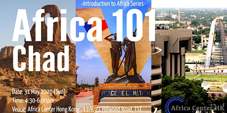 Africa 101 | Chad tickets