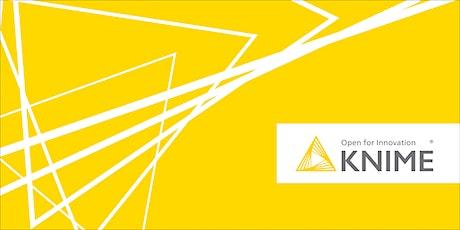 [L2-DW] KNIME Analytics Platform for Data Wranglers: Advanced, Online - July 2020 Tickets