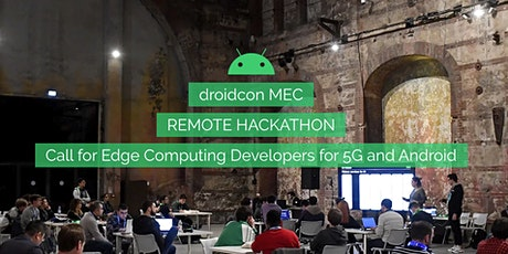 Droidcon MEC - Remote Hackathon tickets