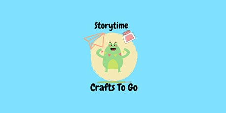 Storytime Crafts to Go tickets