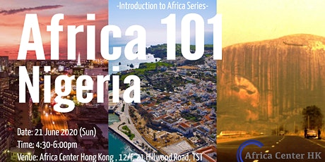 Africa 101 | Nigeria tickets