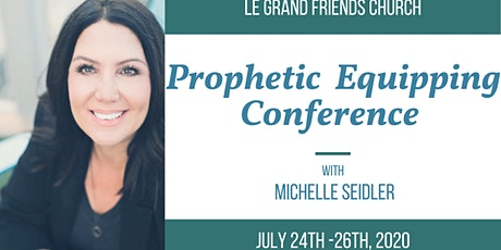 Prophetic Equipping Conference tickets