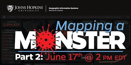 Mapping a Monster: Part 2 tickets