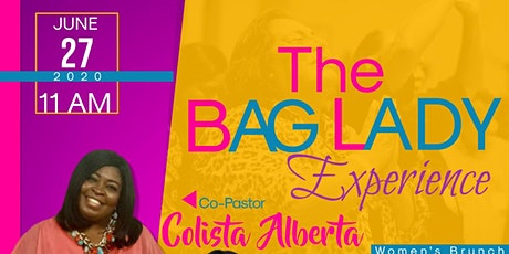 The Bag Lady Experience tickets