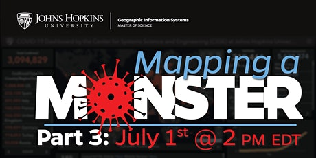 Mapping a Monster: Part 3 tickets