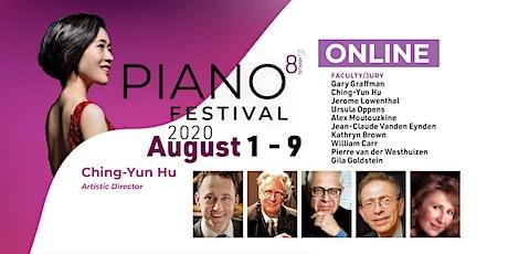 2020 PYPA Online Piano Festival  tickets