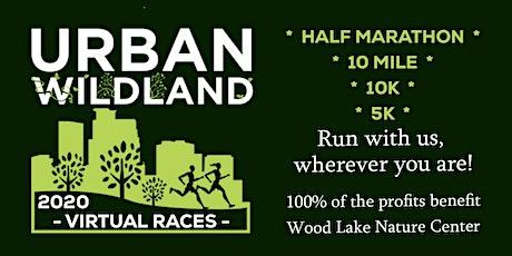 2020 Urban Wildland Virtual Races tickets