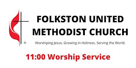 Folkston UMC 11:00 Worship Service tickets