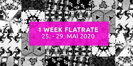SOCIAL DISDANCING - 5 Tage Flatrate (25.-29. Mai 2020) Tickets