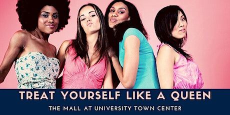 Treat Yourself Like A Queen Expo tickets