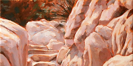 Plein Air Painting Workshop in Joshua Tree National Park Fall 2020 tickets