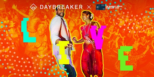 Daybreaker LIVE Episode 9: Bollywood Dance Party
