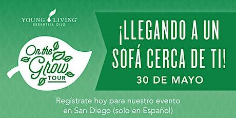 Virtual On the Grow Latino- San Diego, CA boletos