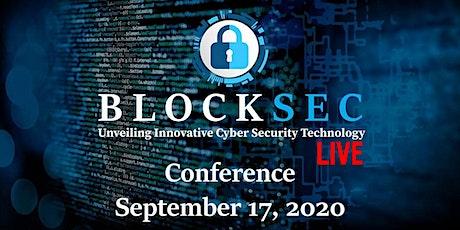 BlockSec Conference LIVE | International Web 3.0 Cybersecurity Forum tickets