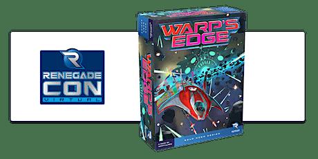 Demo Warp's Edge tickets