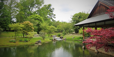 Japanse Tuin 29 mei  - Japanese Garden May 29 tickets