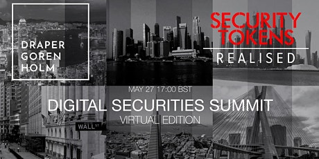 Can Digital Securities Help the Economy Come Out of the Current Crisis? tickets