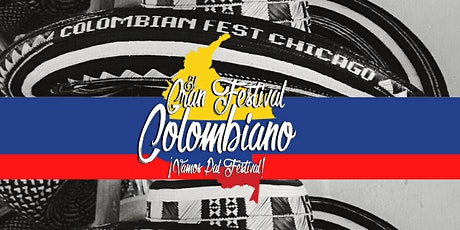 Colombian Fest Chicago tickets