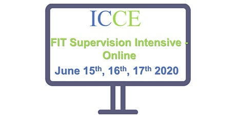 FIT Supervision Intensive ONLINE tickets