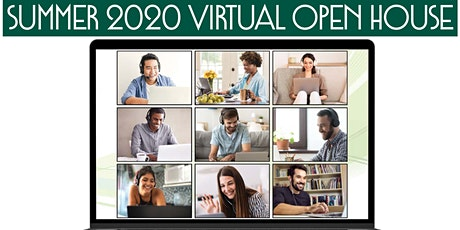 Summer 2020 Virtual Open House tickets