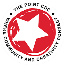 THE POINT CDC logo