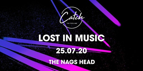 [RESCHEDULED] CATCH Presents - LOST in MUSIC tickets