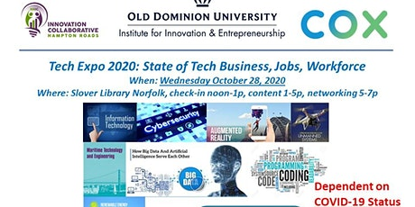 HRIC 2020 Tech Expo tickets
