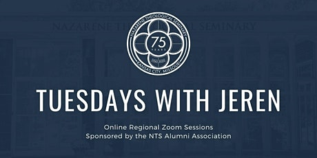 Tuesdays With Jeren: ENC  Region tickets