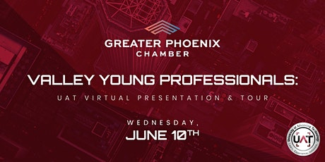 Valley Young Professionals: UAT Virtual Tour tickets