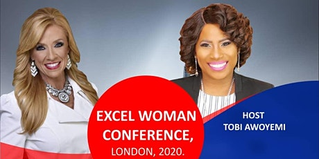 EXCEL WOMAN CONFERENCE, LONDON, 2020 tickets