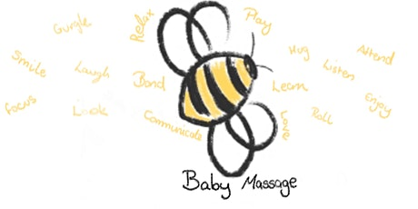 6 Week Baby Massage Course 1st September - 6th October 2020 tickets