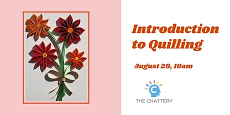 Introduction to Quilling tickets
