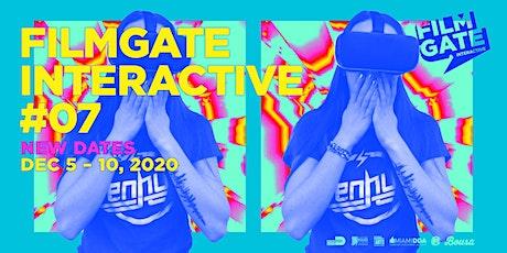 FilmGate Interactive Festival tickets