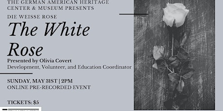 The White Rose tickets