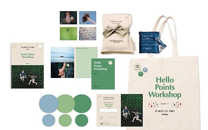 Imagen de Taller Oficial Points of You® - Hello Points L`1 Online Workshop