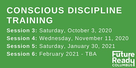 Future Ready Columbus  Conscious Discipline Training Series tickets