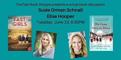 Virtual: Susie Orman Schnall & Elise Hooper tickets