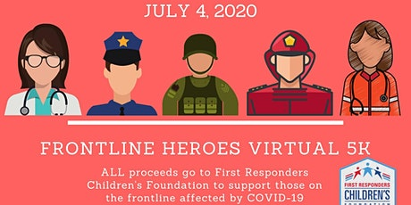 Frontline Heroes Virtual 5K tickets