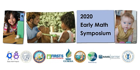 2020 Early Math Symposium - A Free Online Event Open to All tickets