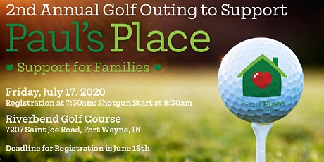 2nd Annual Golf Tournament Benefiting Paul's Place! tickets