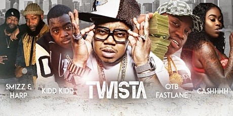 Twista ft. Kidd Kidd & OTB Fastlane Live in Concert! tickets