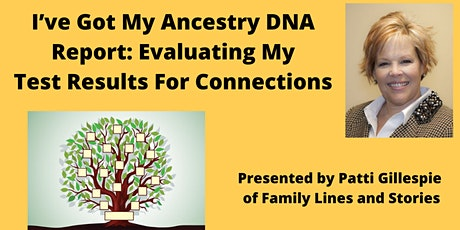 I've Got My Ancestry DNA Report: Evaluating My Test Results For Connections entradas