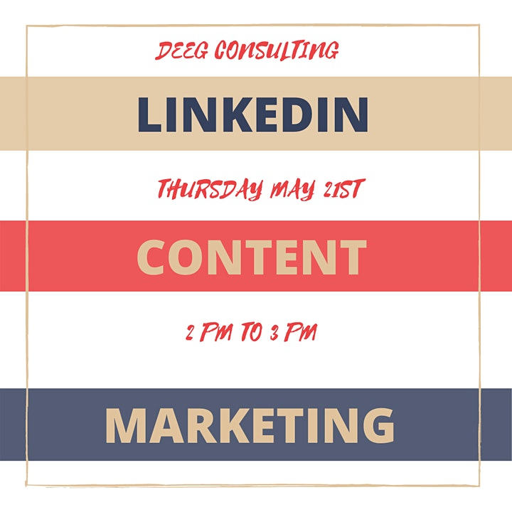 Linkedin - Maximize Your Business Marketing and Networking image