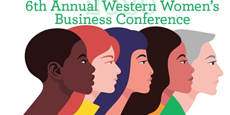 6th Annual Western Women's Business Conference tickets