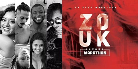 LA Zouk Marathon: Online Training Edition tickets