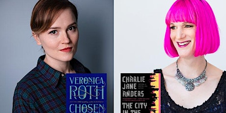 VERONICA ROTH IN CONVERSATION WITH CHARLIE JANE ANDERS -- ONLINE EVENT tickets