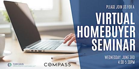 Virtual Homebuying Seminar tickets