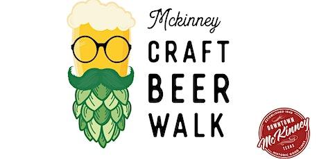 Mckinney Craft Beer Walk tickets